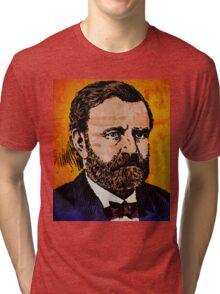 U.S GRANT Tri-blend T-Shirt