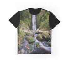Glenevin Waterfall Graphic T-Shirt