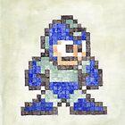Mega Man by Shaun Groenesteyn