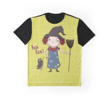 Hexhex! Graphic T-Shirt