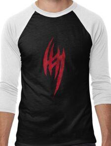 Jin Kazama's Tattoo - Blood Edition Men's Baseball ¾ T-Shirt