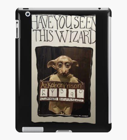 Poor Dobby iPad Case/Skin
