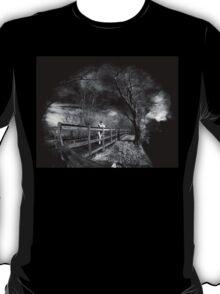 Self Portrait at Trout Pond T-Shirt