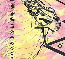 Scorpio - Zodiac Signs Series by Heaven7