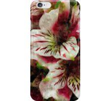 Her Favorite Flowers iPhone Case/Skin