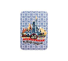 Magic Kingdom 45th Anniversary Photographic Print