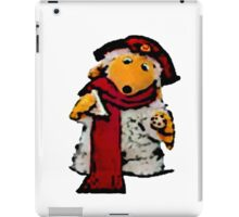 Womble Orinoco iPad Case/Skin