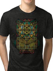 Sacred Geometry - Quantum conexion  Tri-blend T-Shirt