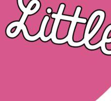 little half hear  Sticker