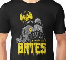 A night with Bates Unisex T-Shirt