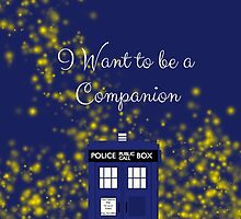 I want to be a companion by Heather Kean