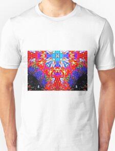 Altered Leaves Unisex T-Shirt