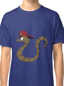 Fireman Snake Classic T-Shirt