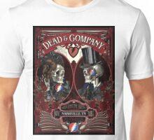 D & Co Bridgestone Arena Nashville TN Unisex T-Shirt