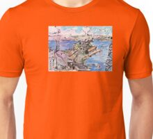 Garden Island, from Onslow Gardens Unisex T-Shirt