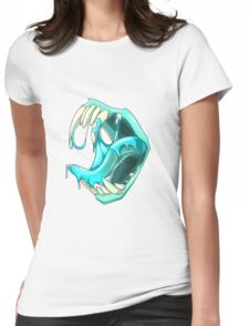 Chew Womens Fitted T-Shirt