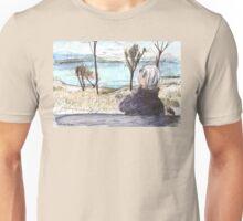 Jean at Callide Dam Unisex T-Shirt