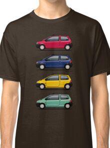 Renault Twingo 90s Colors Quartet Classic T-Shirt