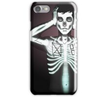 see the bones glow as they break free iPhone Case/Skin