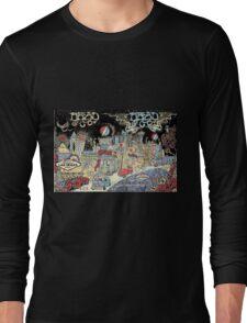 D & CO MGM Grand Garden Arena Las Vegas Nevada Long Sleeve T-Shirt