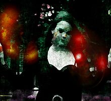 Dark Lady Programmed to Laugh by Scott Mitchell