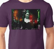 Dark Lady Programmed to Laugh Unisex T-Shirt