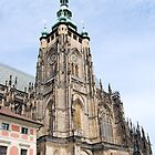 St. Vitus Cathedral by Miriam Gordon