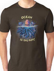 Joyful Kraken Unisex T-Shirt