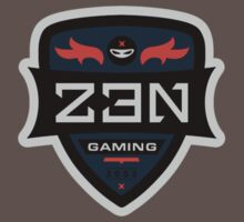 z3n Gaming Community Logo Kids Clothes