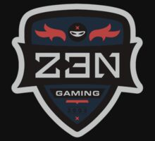 z3n Gaming Community Logo One Piece - Short Sleeve