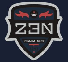 z3n Gaming Community Logo One Piece - Long Sleeve
