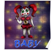 Sister Location: Circus Baby Poster