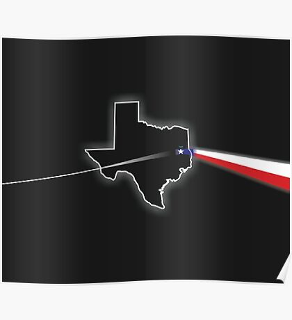 Dark Side of Texas Poster