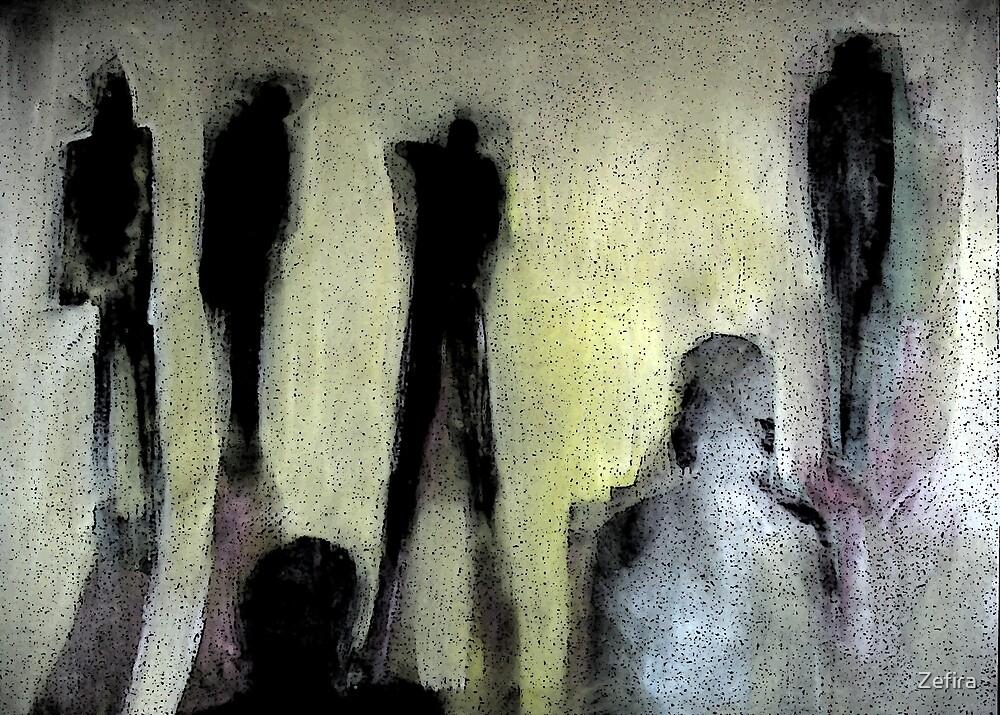 figures by Zefira