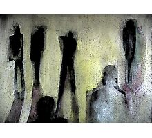 figures Photographic Print