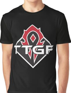 TTGF Guild Logo 01 Graphic T-Shirt