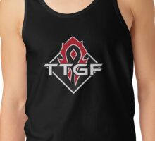 TTGF Guild Logo 01 Tank Top