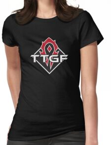TTGF Guild Logo 01 Womens Fitted T-Shirt