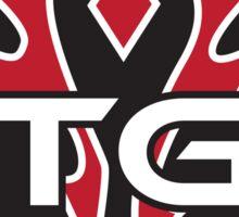 TTGF Guild Logo 01 Sticker