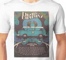 D & Co Summer Tour 2016 Fenway Citi Field Unisex T-Shirt