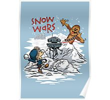 Snow Wars Poster