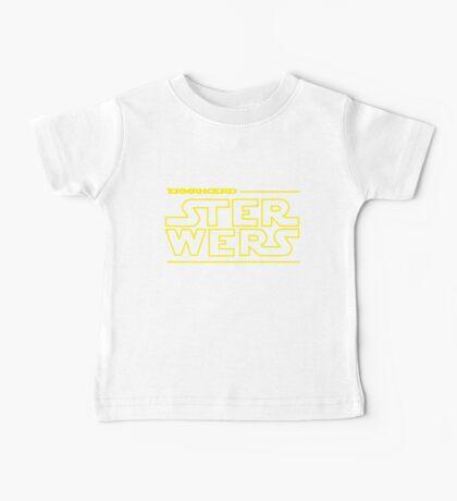 OMG STAR WARS Baby Tee