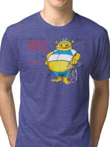 Descriptive Mamil! Tri-blend T-Shirt