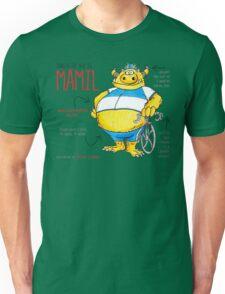 Descriptive Mamil! Unisex T-Shirt