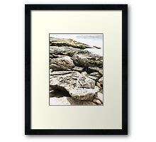 Geology V Framed Print