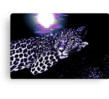 Lull in the Jungle Canvas Print