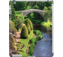 Bridge over the Doon iPad Case/Skin