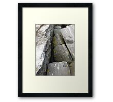 Geology I Framed Print