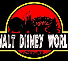 Walt Disney World (Jurassic Park) by KingOfEpicocity