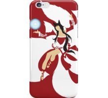 Ahri - the Nine Tailed Fox iPhone Case/Skin